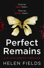 Perfect Remains Book Cover