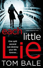 Each Little Lie Book Cover
