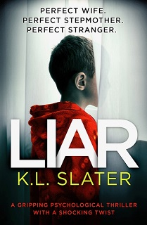 Liar Book Cover