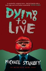 Dying to Live Book Cover