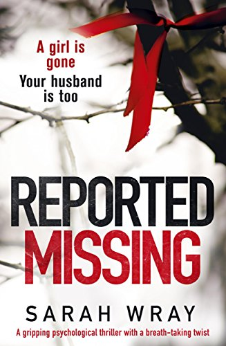 Reported Missing Book Cover