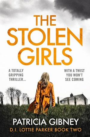 The Stolen Girls Book Cover