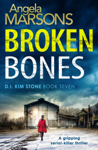 Broken Bones Book Cover