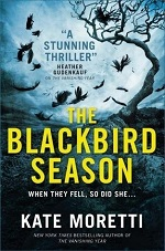 The Blackbird Season Book Cover