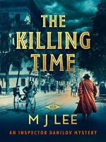 The Kiling Time Book Cover