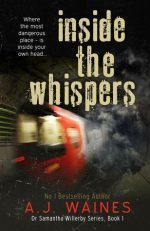 Inside The Whispers Book Cover
