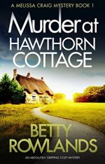 Murder at Hawthorn Cottage by #Review Book Cover