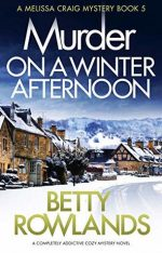 Murder on a Winter Afternoon Book Cover