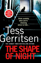 The Shape of Night Book Cover