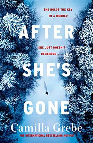 After She's Gone Book Cover